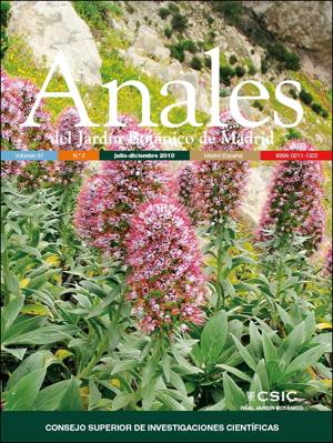 Echium portosanctensis (Boraginaceae), new endemic species from Porto Santo Island (Madeira Archipelago)